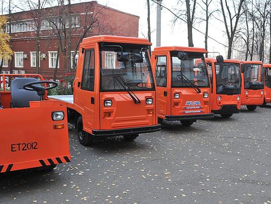 ИжГТУ и СЭГЗ разработали электромобиль для городского хозяйства.