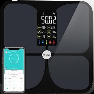 lesscale - digital body monitor
