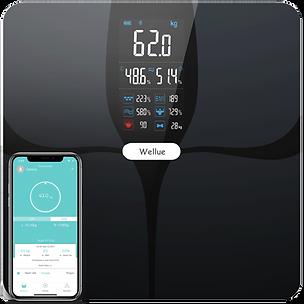 lescale mat - smart body scale