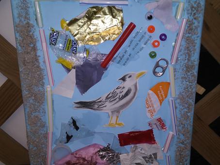 Bird Art at Coastfest 2019
