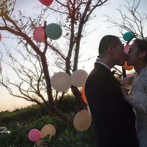 Stanlay & Hana's Wedding Day