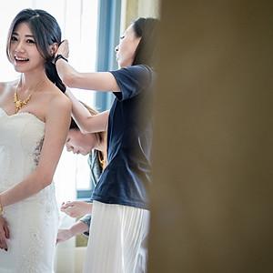 貝珊's Wedding Day