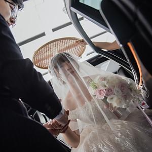 Wynne & Andrew's Wedding Day