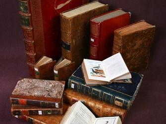 Подари библиотеке книжную реликвию