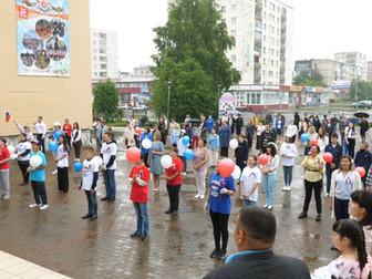 Акция «Общероссийское исполнение Государственного гимна России»