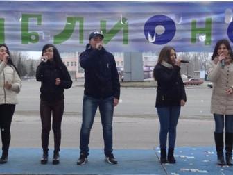 """В Нефтекамске прошла Всероссийская акция """"Библионочь-2017"""""""