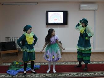 В музее отметили Всемирный День театра