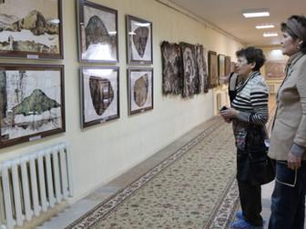 Выставка, посвященная 100-летию образования Республики Башкортостан в «Мирасе»