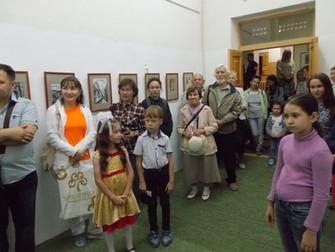 Персональная выставка Олеси Шамшитовой «Мой путь»