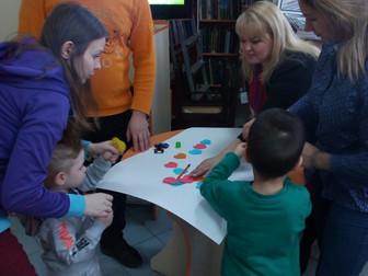 «Молодая семья» в Юношеской библиотеке