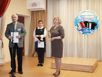 В Нефтекамске прошел IX Открытый конкурс юных исполнителей на народных инструментах «Юниор».