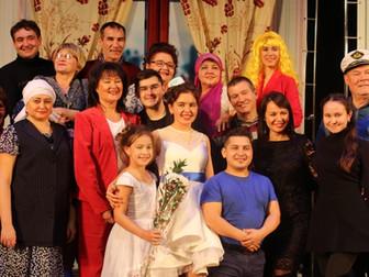 Татарский народный театр «Без» стал дипломантом фестиваля «Тамаша»