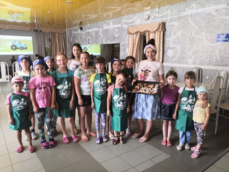 Мастер-класс для детей по изготовлению имбирных пряников