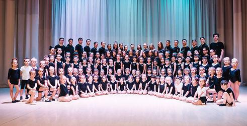 Образцовый театр танца «Версаль» Творчес
