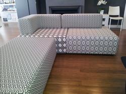 Mark Miller Furniture Design   Couch