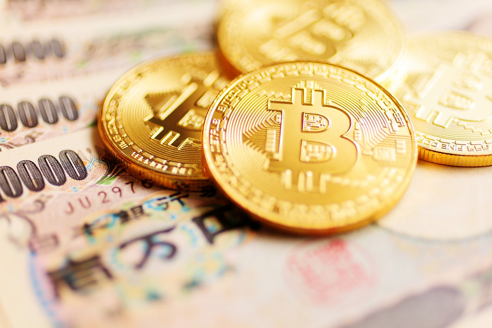 仮想通貨と法定通貨