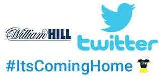 Will Hill and the #ItsComingHome World Cup Hashtag controversy