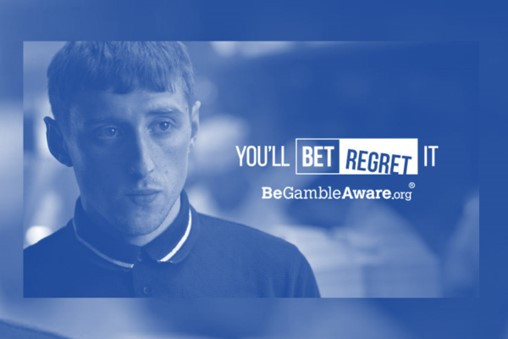 Harry Lang interview with EGR Marketing to discuss the Gamble Aware 'Bet Regret' campaign