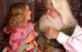 A special visit with SantaDerek fills the heart!
