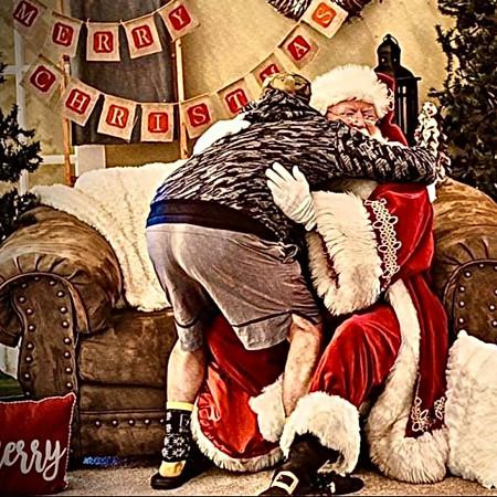Big kids LOVE SantaDerek too!