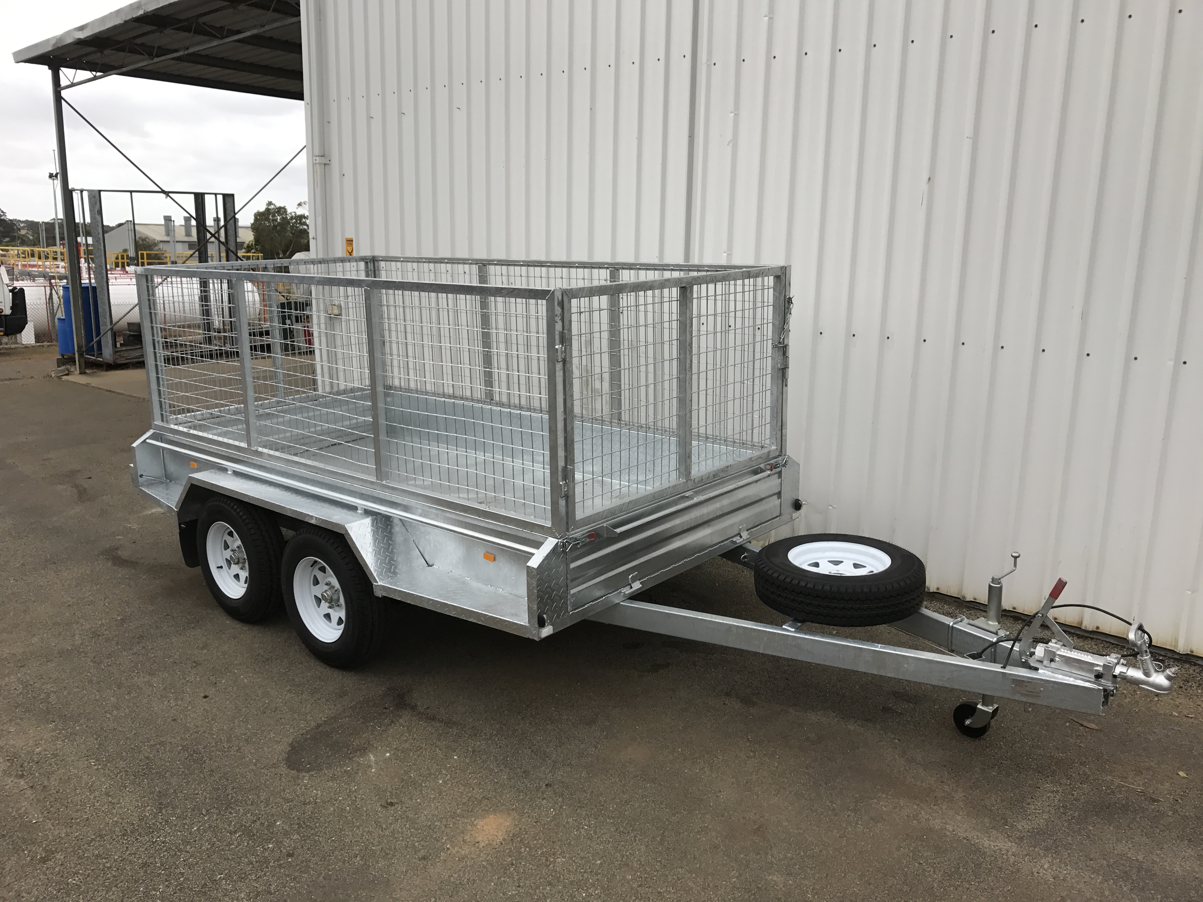 Trailer Hire, Sales and Parts