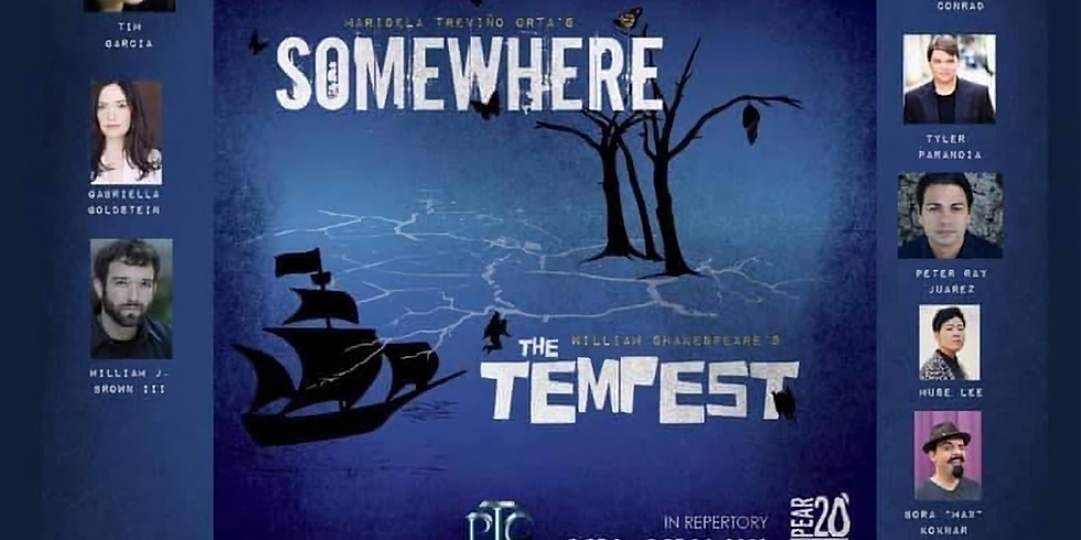 Somewhere by Marisela Treviño Orta at Pear Theater