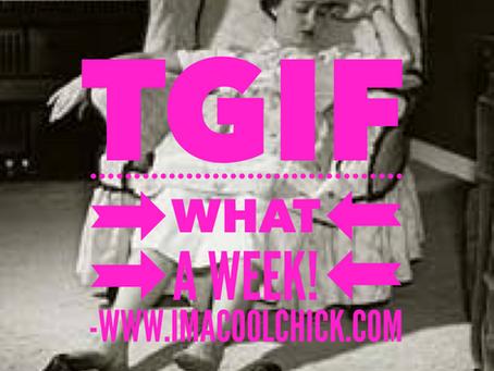 Ahhh The Weekend!