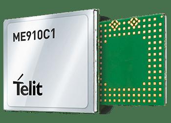 Telit , GPS , NB1 , M1 Module ME910C1-WW, Fallback 2G