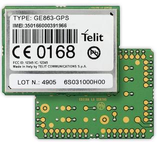 Telit 2G Module GE863-PRO