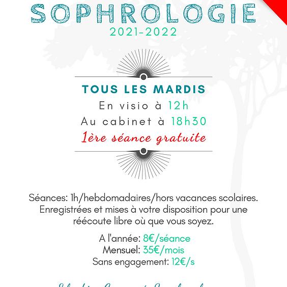 Rentrée Groupe de Sophrologie du Mardi