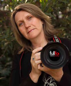 full focus in lense small
