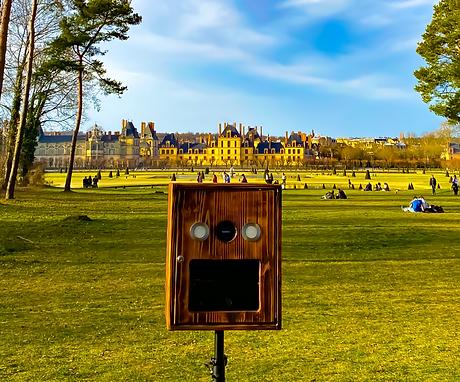 My WoodyBox - Location de Borne Photo