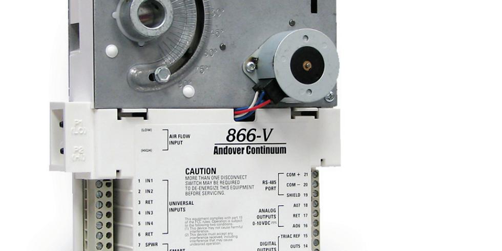 Schneider Electric VAV bundle