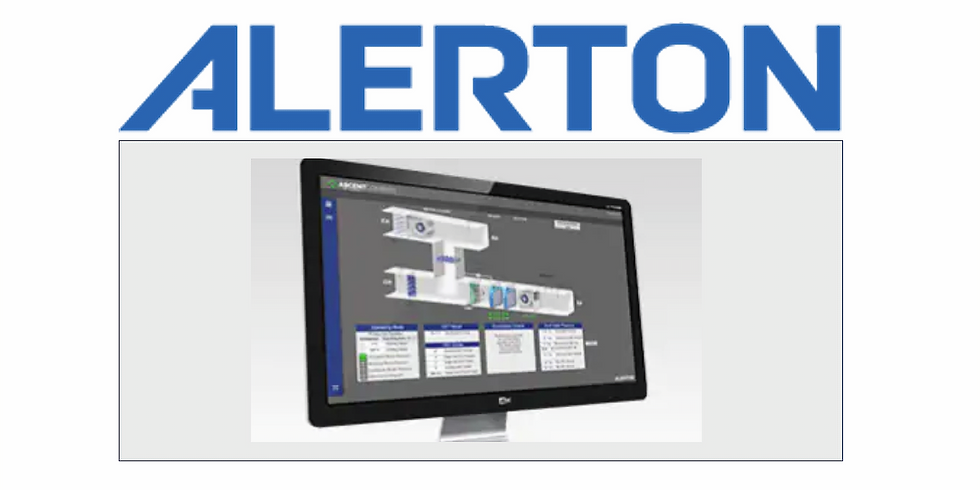 Alerton VIP controller - LIMITED TO UTAH REGION ONLY