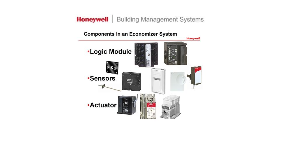 Honeywell economizer (St George, Utah, Relevant)