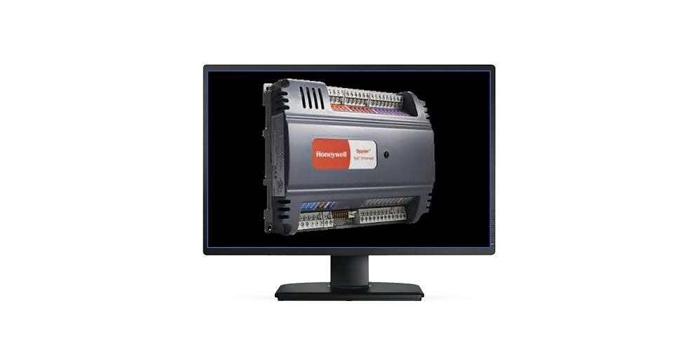 Honeywell Spyder 5 Programming