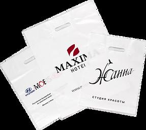 Пример печати на пакетах