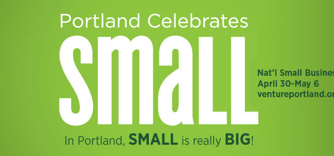 National Small Business Week is coming up April 30th - May 6th, 2018