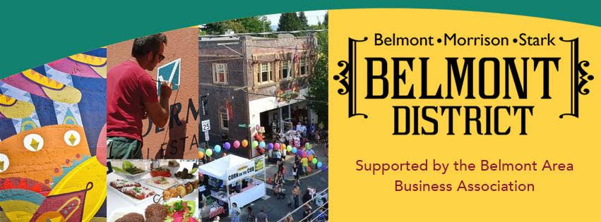Supported by the Belmont Area Business Association