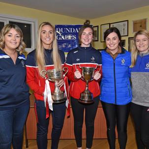 Clodagh Culligan, Kate Flood, Emily Norton, Laura Connolly and Sadhbh Lambert