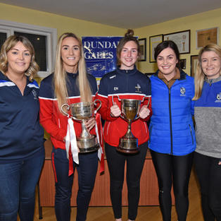 Clodagh Culligan, Kate Flood, Emily Norton, Laura Connolly and Sadhbh Lambert