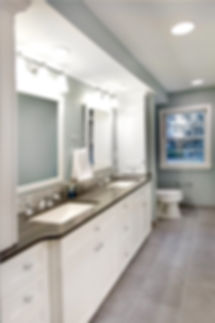 Inspired, Modern, Bath, Idea