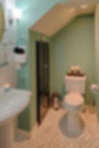 Modern, Vintage, Interior, Small, Bathroom