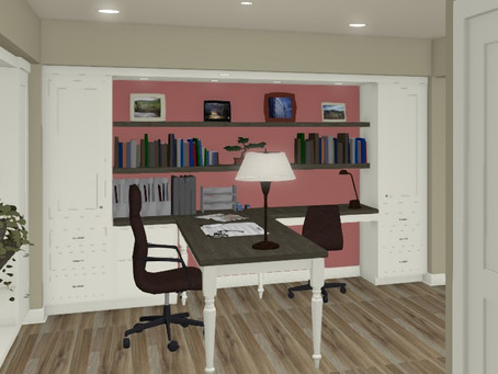 The Intentional Home Office