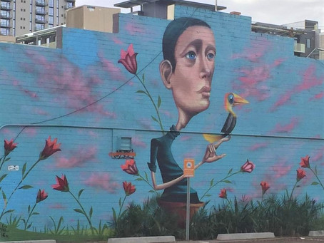 Phoenix Neighborhood Walks, Part VI: Murals