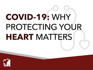 COVID-19: Why Protecting Your Heart Matters