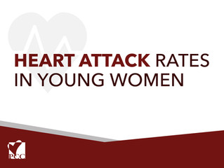 Heart Attack Rates in Young Women