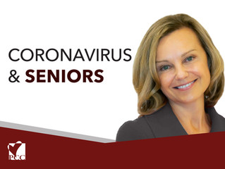 Coronavirus & Seniors: 5 Ways to Stay Safe