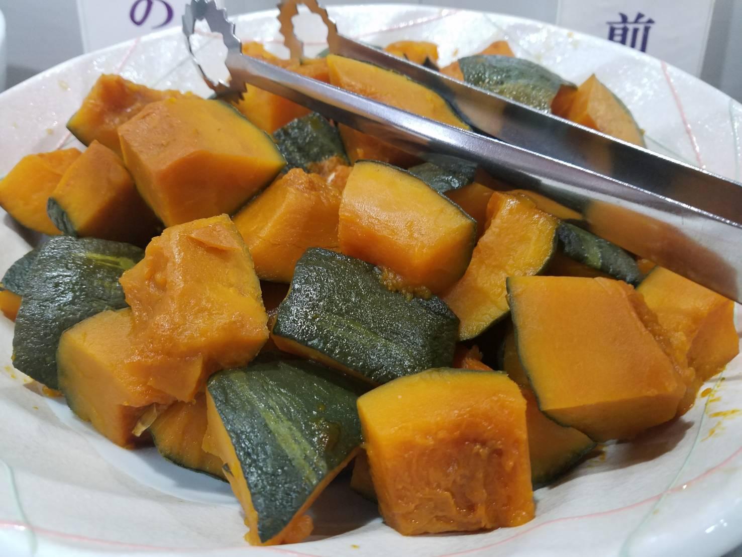 南瓜の煮物