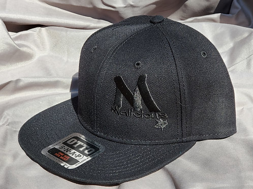 Malicious Monster Truck Tour Hat - Black